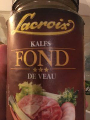 Lacroix Fond De Veau - Product - fr