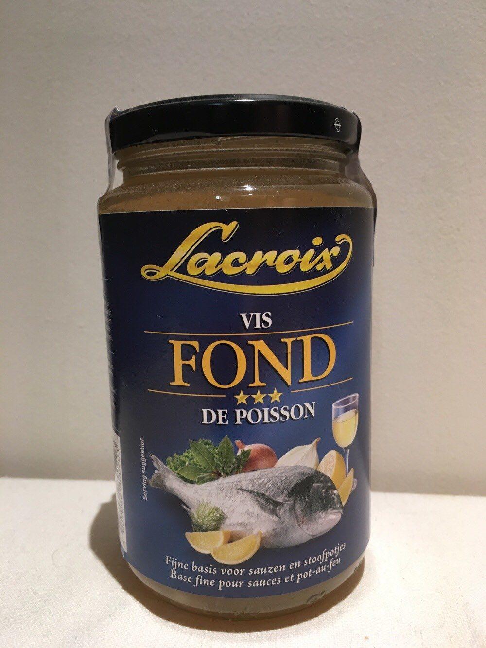 Lacroix vis-fisch fond - Product - fr