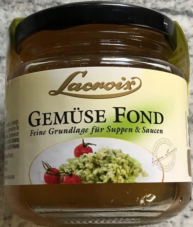 Gemüse Fond - Product - de