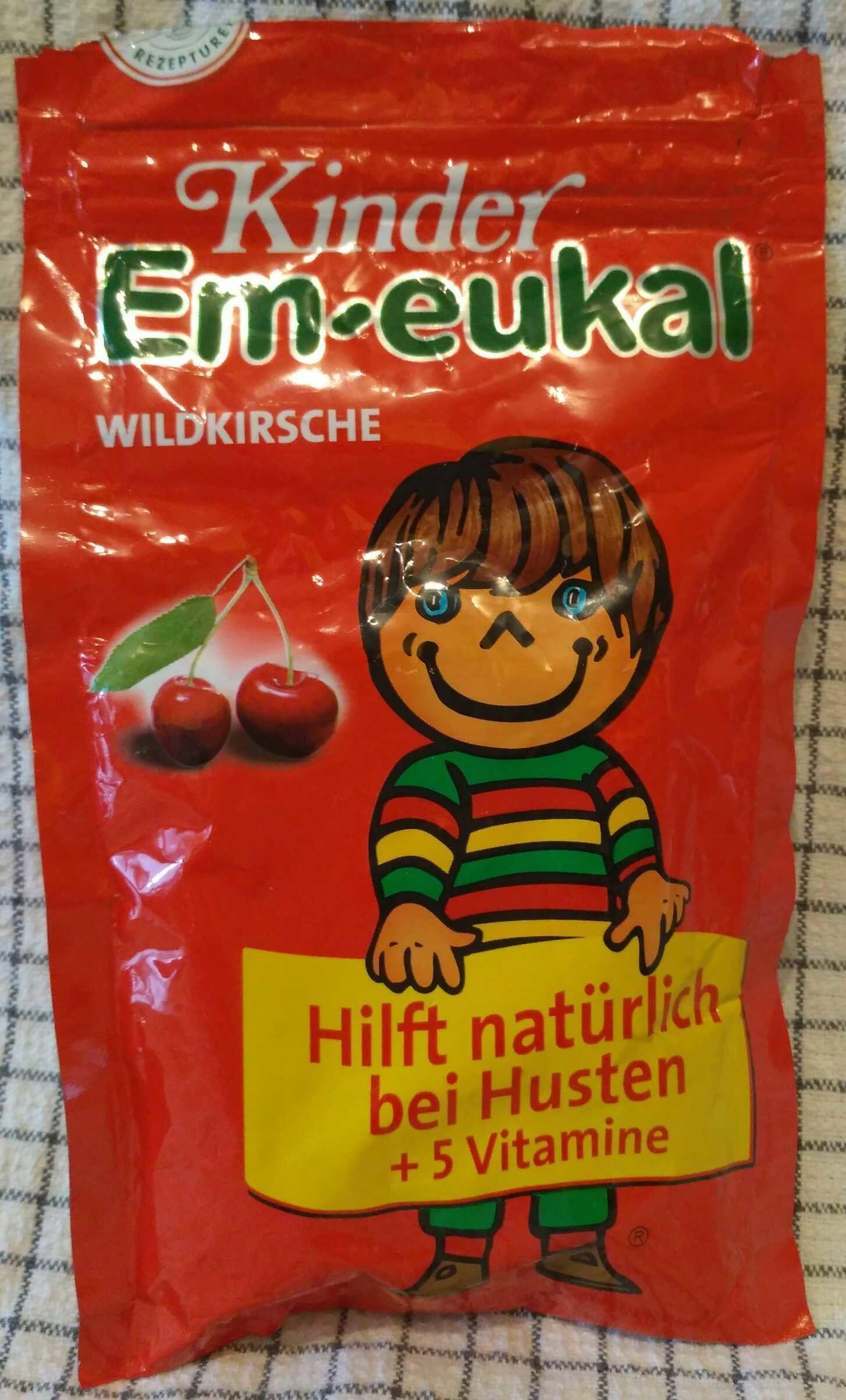 Kinder Em-eukal Wildkirsche - Produit