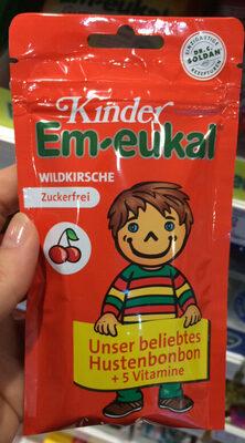 Kinder Em-eukal Wildkirsche Zuckerfrei - Product