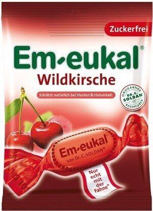 Em-eukal Wildkirsche Hustenbonbons - Produit - de