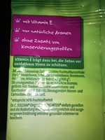 Original Bärengarten Waldfrucht-bären - Ingredients
