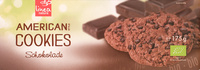 American Style Cookies Schokolade - Product