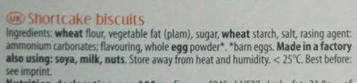 Sprits - Ingredients - en