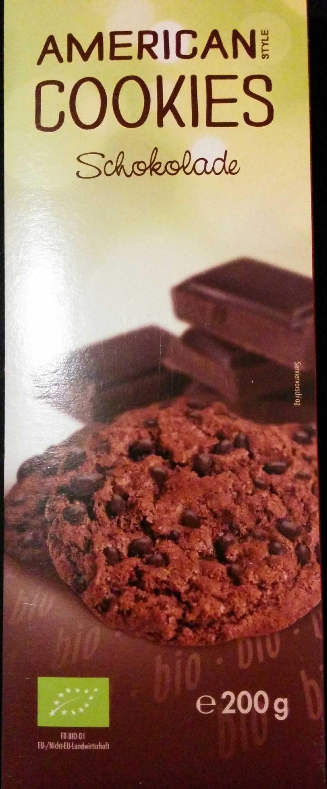 American Cookies - Product