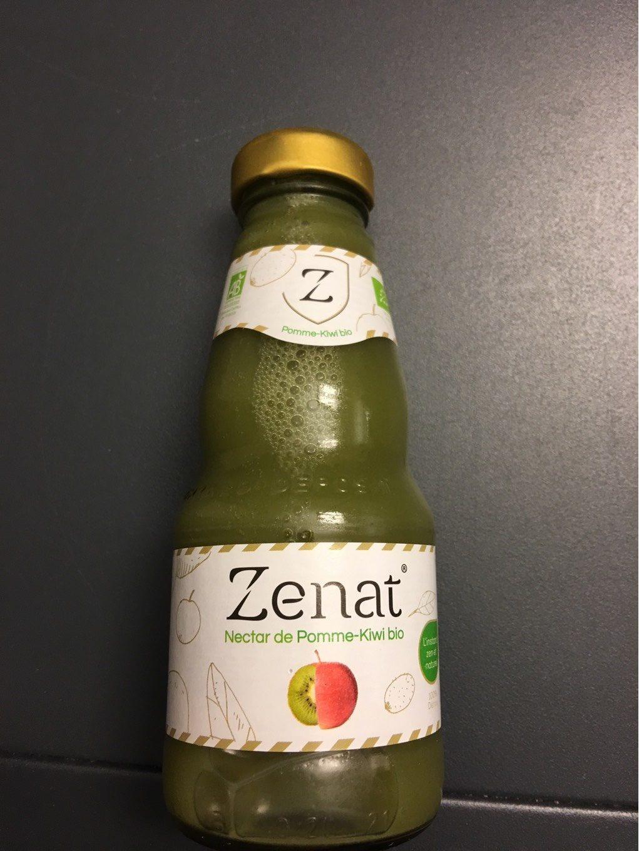 Nectar de pomme kiwi bio - Product - fr