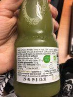 Nectar de pomme kiwi bio - Ingrediënten - fr