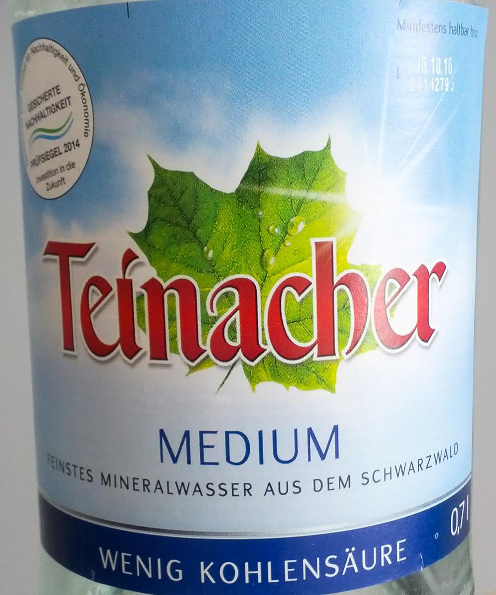Teinacher Medium - Product