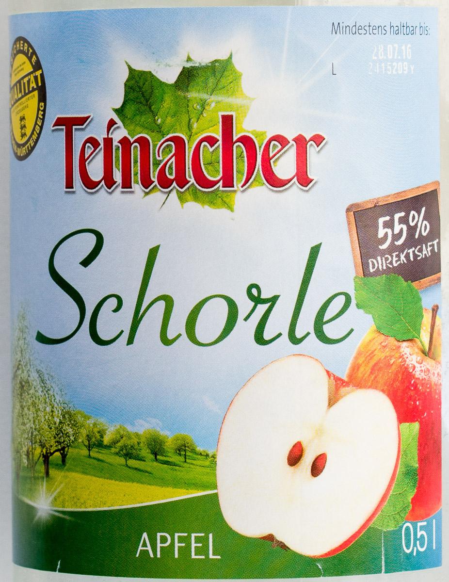 Schorle Apfel - Product