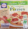 Bio-Steinofen Pizzies - Product