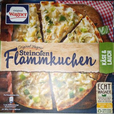 Herzhafter Flammkuchen Käse & Lauch - Prodotto - de