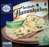 herzhafter Flammkuchen Käse & Lauch - Produkt