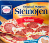 Steinofen Pizza Salami - Product
