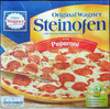 Steinofen Pizza Peperoni - Product
