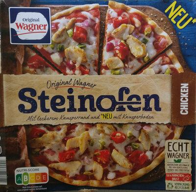 Steinofen Pizza Chicken - Produkt - de