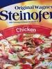 Steinofen Pizza Chicken - Produit