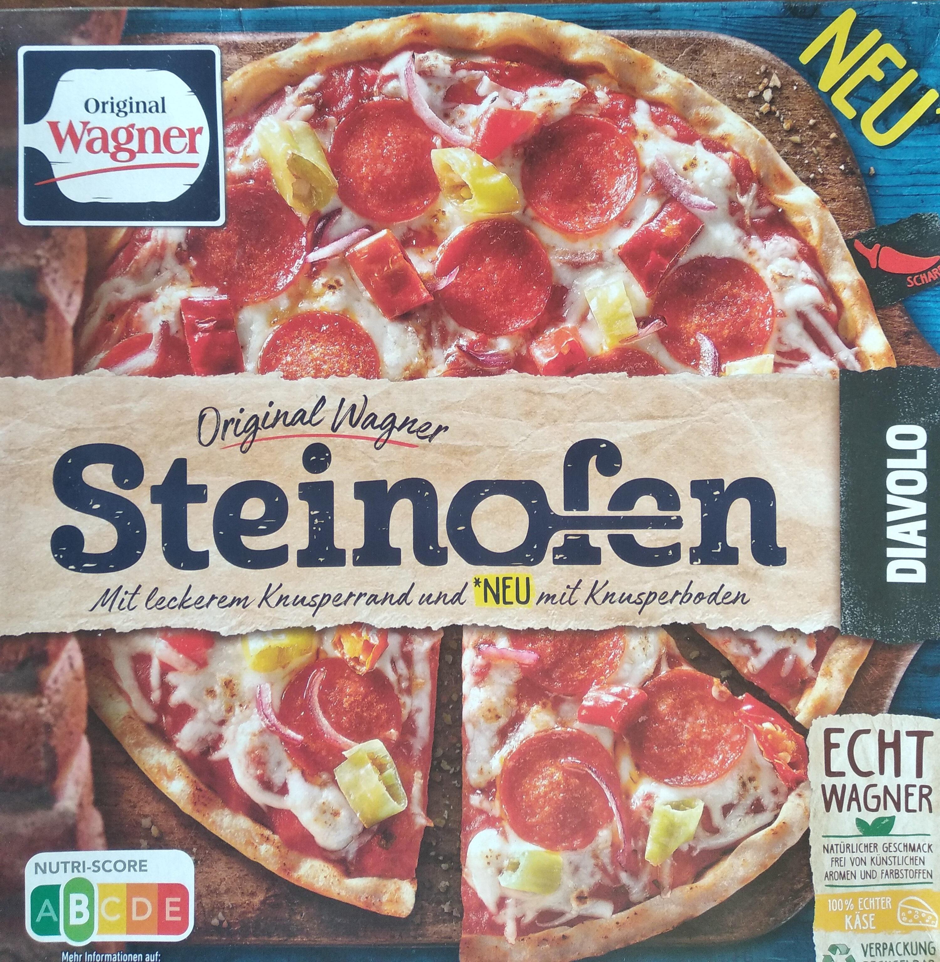 Steinofen Diavolo - Produit - fr