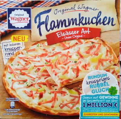 Herzhafter Flammkuchen - Produkt