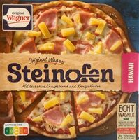 Steinofen Pizza Hawaii - Produkt - de