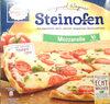 Steinofen Pizza Mozzarella - Product