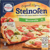 Steinofen Pizza Mozzarella - Produkt