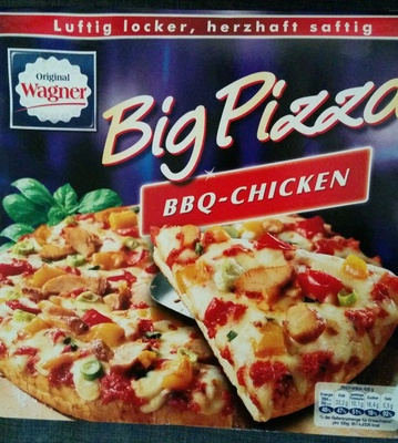 Big Pizza BBQ-Chicken - Product