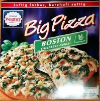 Big Pizza Boston Frischkäse-Spinat - Produkt