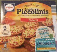 Piccolinis Salami - Produit - fr