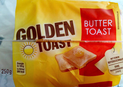 Butter Toast - Product