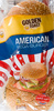 American Mega-Burger - Produit