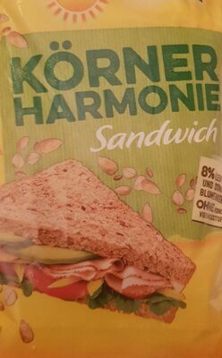 Körner Harmonie Sandwich - Prodotto - de