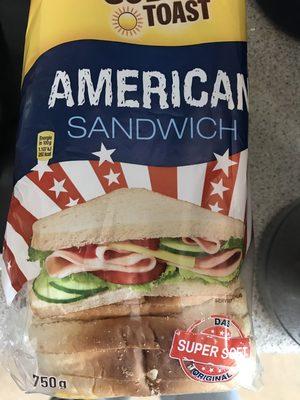 American Sandwich - Product - de