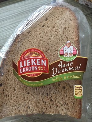 Anno Dazumal Roggenmischbrot - Product