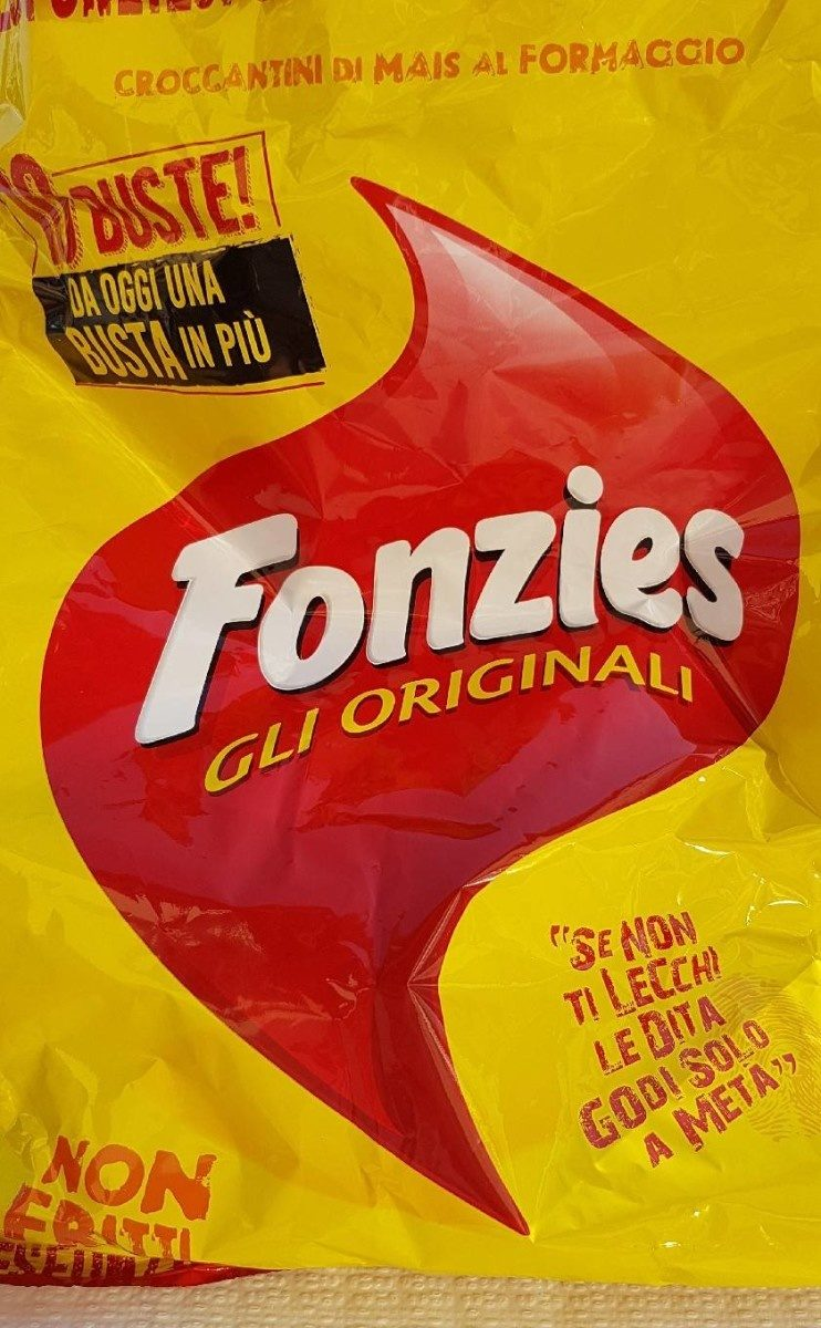 Fonzies - Product