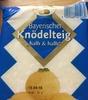 Bayerischer Knödelteig - Product