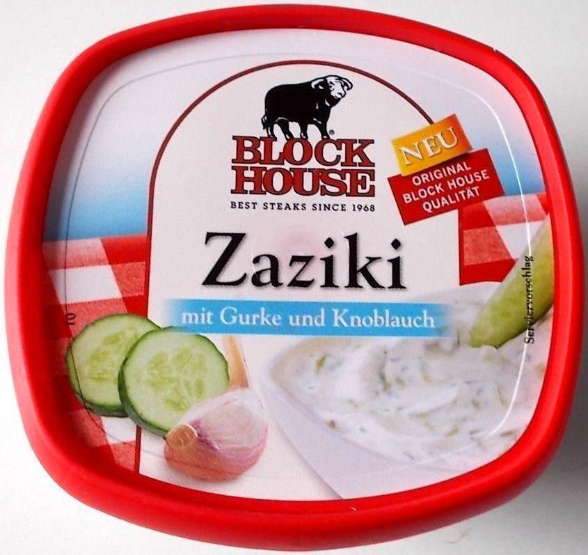 Zaziki - Produit - de