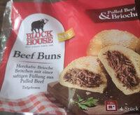 Beef Buns - Product - de