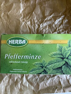 Tee Herba Menthe - Product - fr