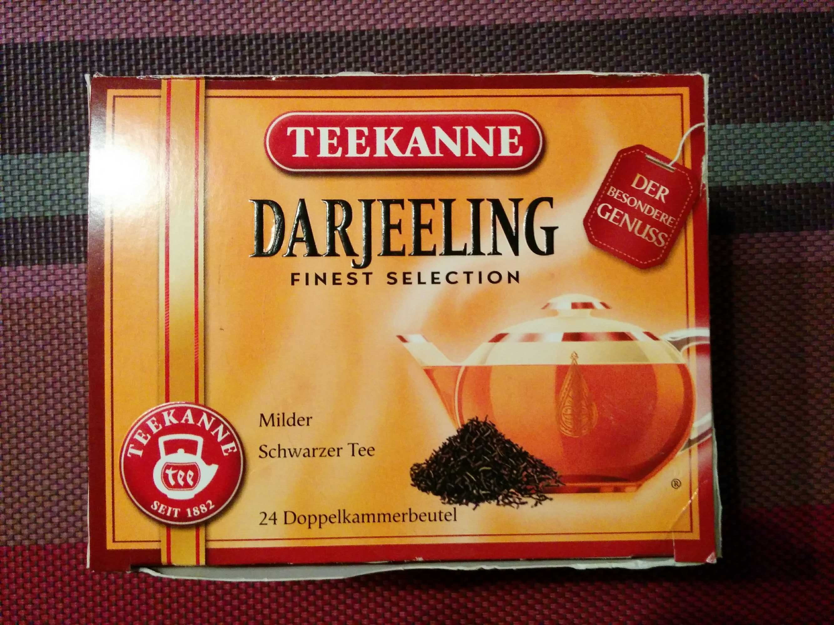 Darjeeling - Product
