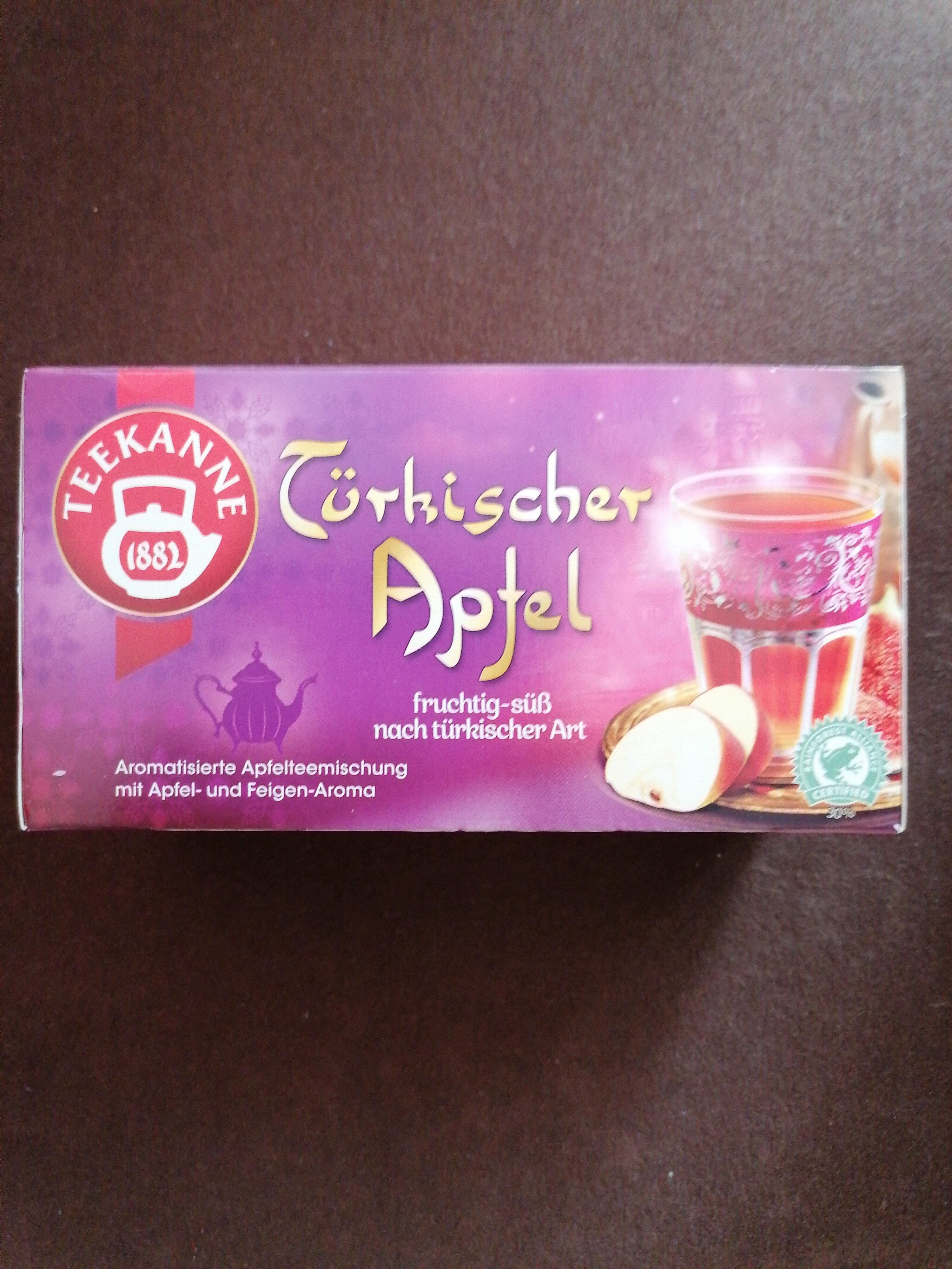 Teekanne türkischer Apfel - Product - de