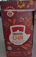 Oriental Chai - Product - de