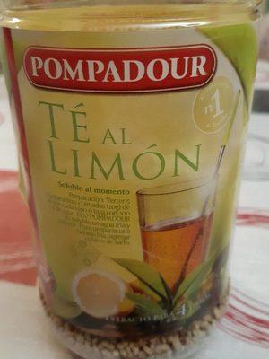 Té al limón - Product - fr