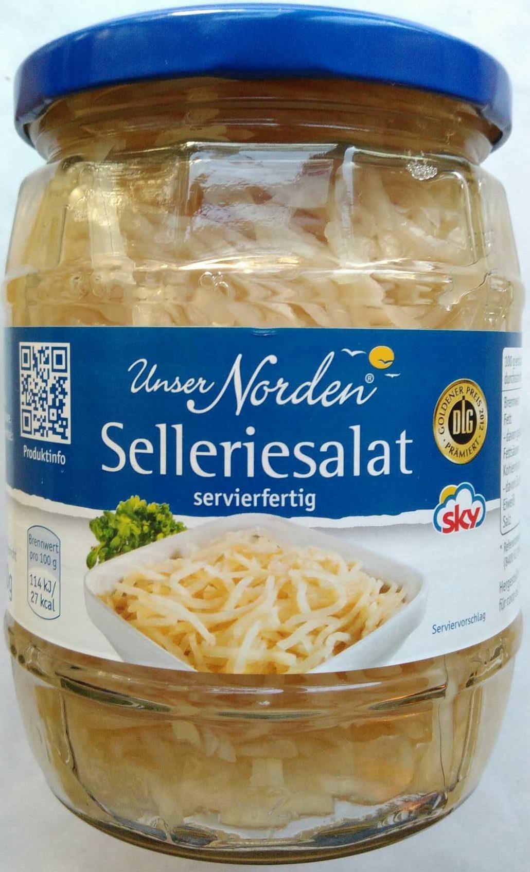Selleriesalat - Produit - de
