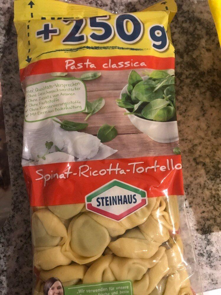 Spinat-Ricotta Tortelloni - Produit - fr
