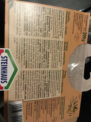 Tomaten-Mozzarella-Tortelli - Produkt