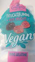 Fruchtgummi rote früchte - Product - fr