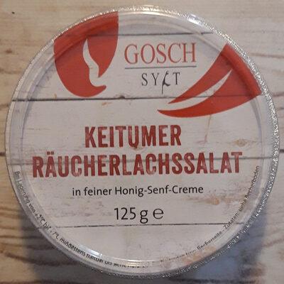 Keitumer Räucherlachssalat - Product - de
