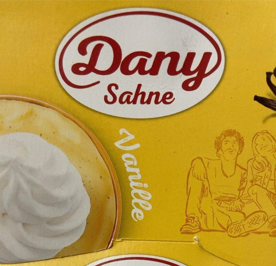 Dany Sahne Vanille - Produkt - de