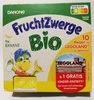 Fruchtzwerge Bio Banane - Product